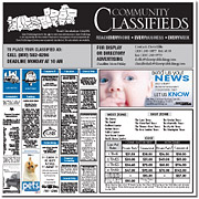 Shore Publishing classifieds