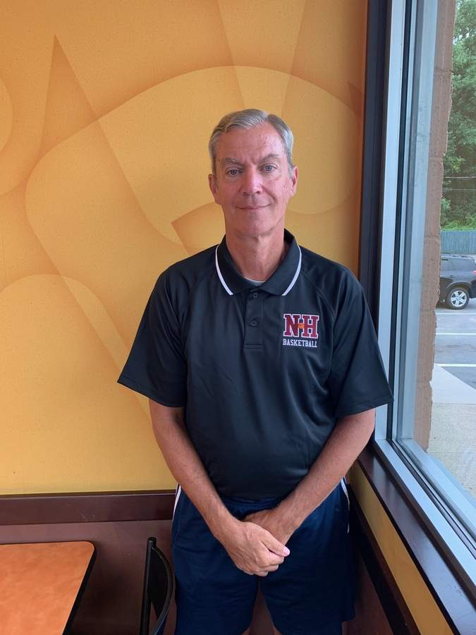 Longtime basketball coach Tom Blake is ready to help the North Haven girls' basketball team continue heading in the right direction as he takes over as the Indians' new head coach. Photo courtesy of Tom Blake