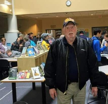 Jim Comiskey is a longtime East Haven resident who volunteers with many organizations in town. Photo courtesy of Jim Comiskey