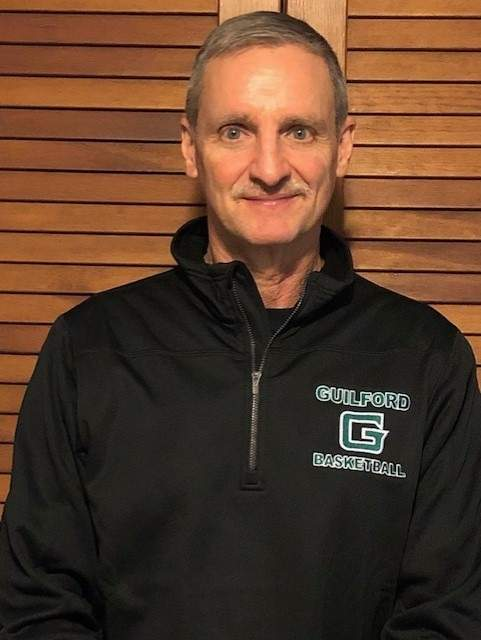 After coaching the girls' basketball team at Adams Middle School for the last three years, Bernie Brennan is taking the helm as head coach of the Guilford High School girls' basketball squad this winter. Photo courtesy of Bernie Brennan