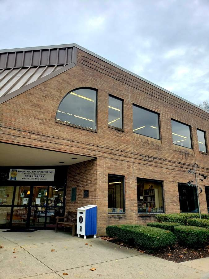 The Henry Carter Hull Library in Clinton will offer monthly guided meditation sessions on Tuesdays at 11:30 a.m. Photo courtesy of the Henry Carter Hull Library