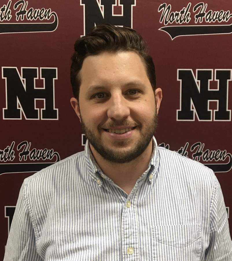 Peter Greco is the new head coach of the North Haven boys' lacrosse squad, bringing years of experience as both a player and a coach to the Indians. Photo courtesy of Steve Blumenthal