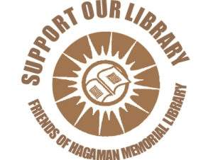 Friends of the East Haven Hagaman Memorial Library Logo