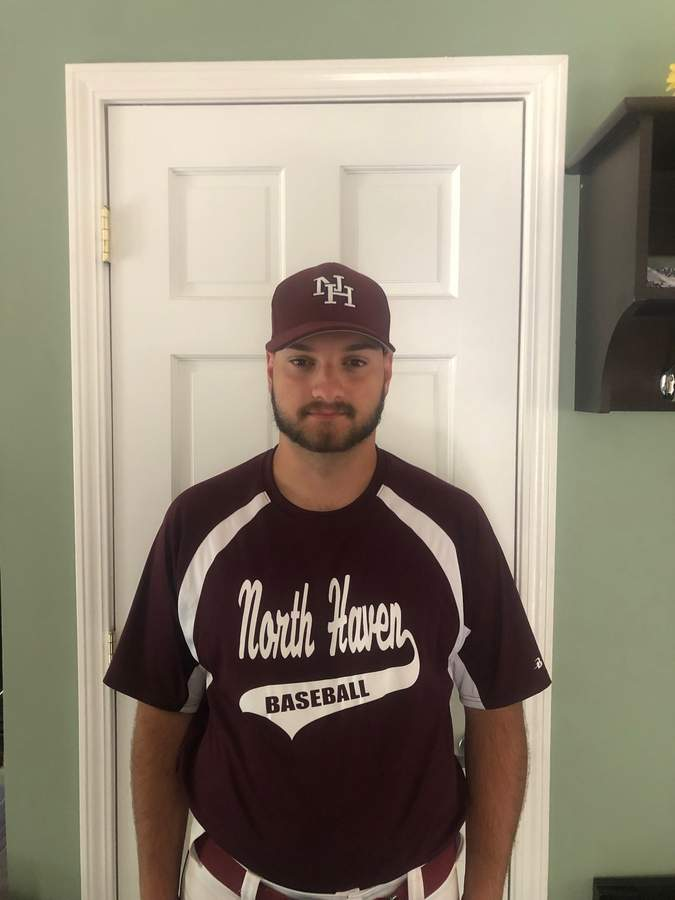 East Haven baseball alum Matt Coyle is taking the reins as head coach of North Haven's U-17 baseball team in the Connecticut Elite Baseball Association this summer.  Photo courtesy of Matt Coyle
