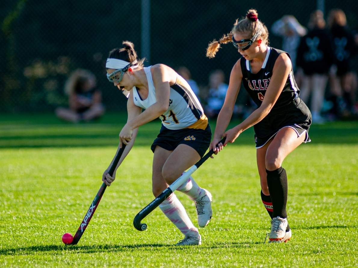 Madison Archer and the H-K field hockey team are hosting Morgan for their first game of the year on Thursday, Sept. 10. File photo by Susan Lambert/The Source