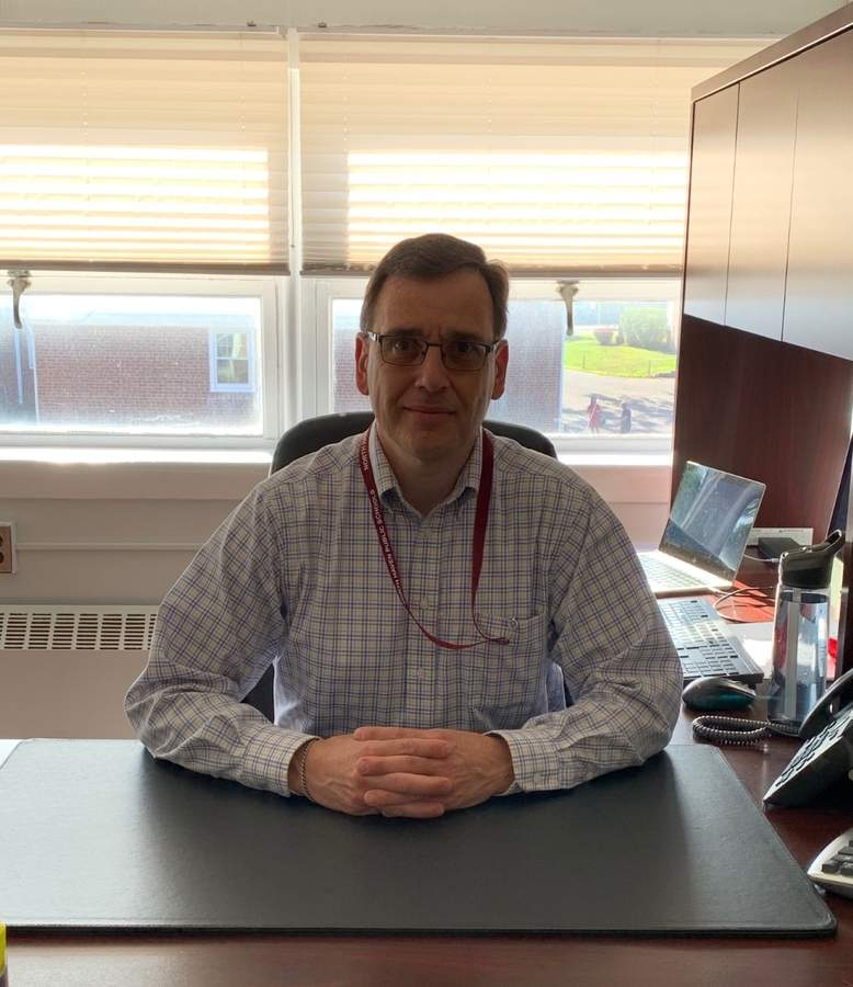 Howard Wardlow is the new director of finance, operations, and human resources for the North Haven Board of Education. Photo courtesy of Howard Wardlow
