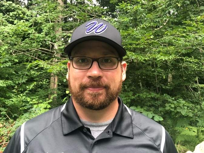 Westbrook baseball Head Coach Derek Hanssen is now holding that title with two teams at the high school. Derek was named head coach of the Westbrook boys' soccer squad for the 2020 season. Photo courtesy of Derek Hanssen