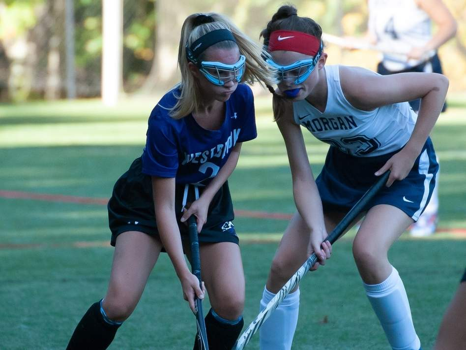 Marguerite Bartlett and the Knights are hosting Old Saybrook for their season opener on Friday, Oct. 2. File photo by Kelley Fryer/Harbor News