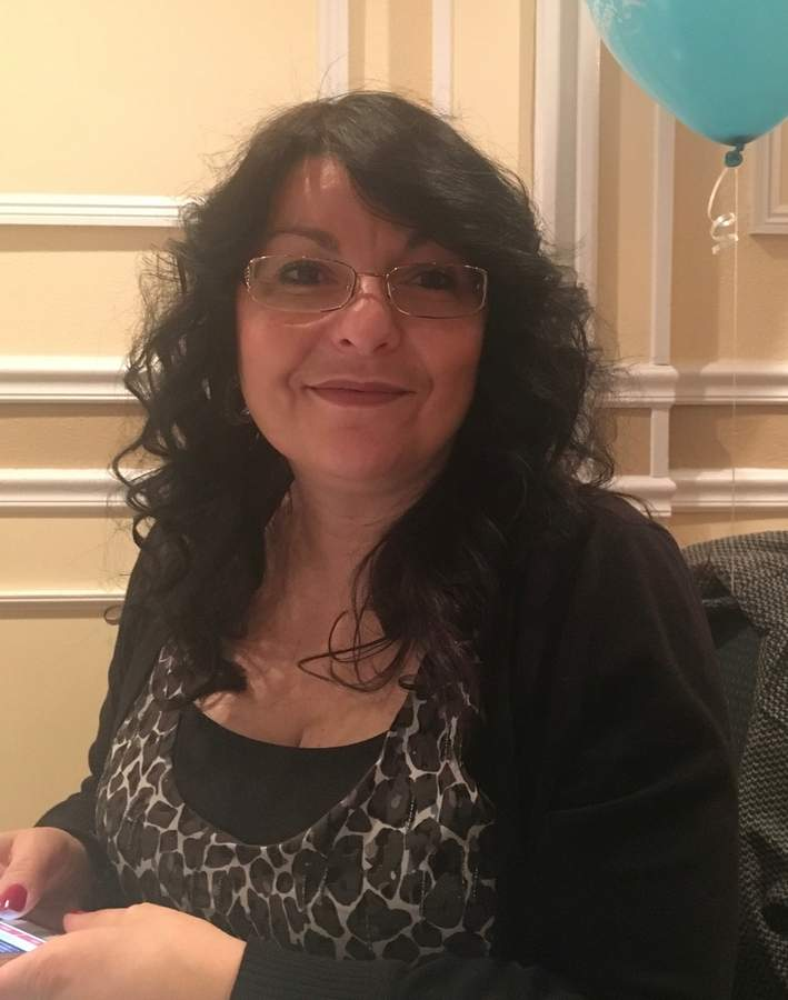 Sylvia Curcio has always made time to volunteer in various ways in the community, while also making family time a priority. Photo courtesy of Sylvia Curcio