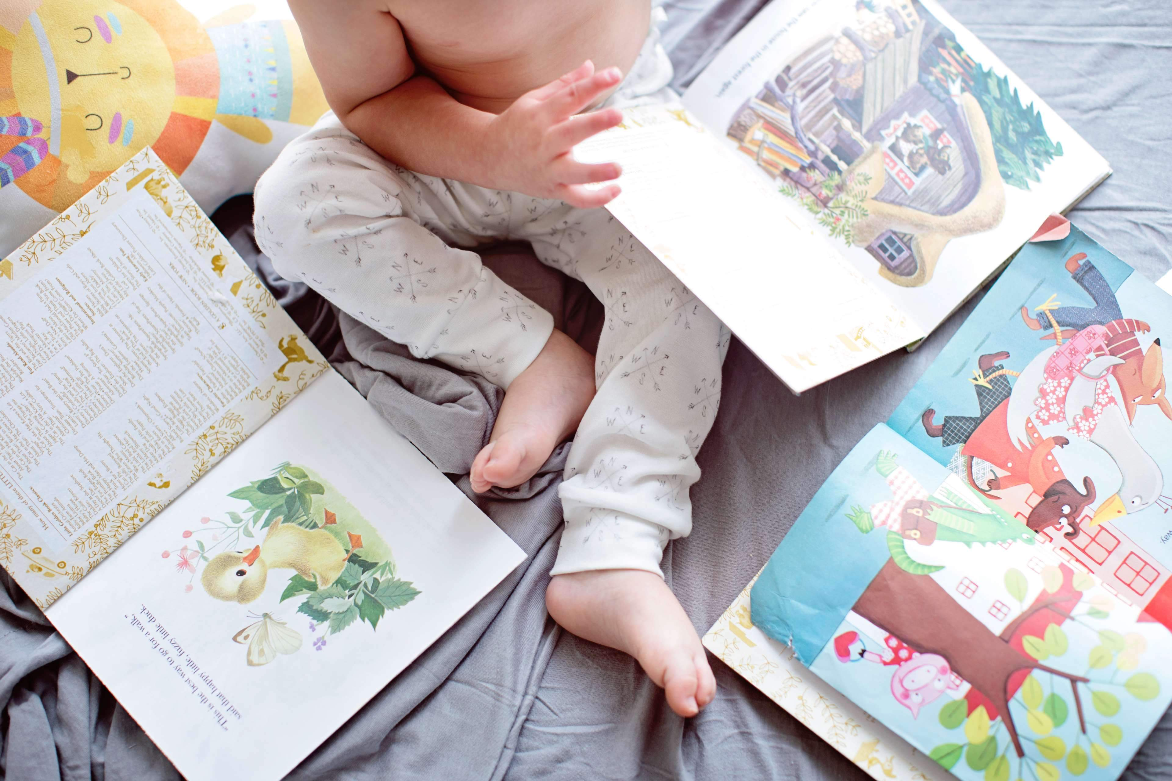 Infant Story Time with Baby Cafe