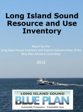 What is The Long Island Sound Blue Plan?