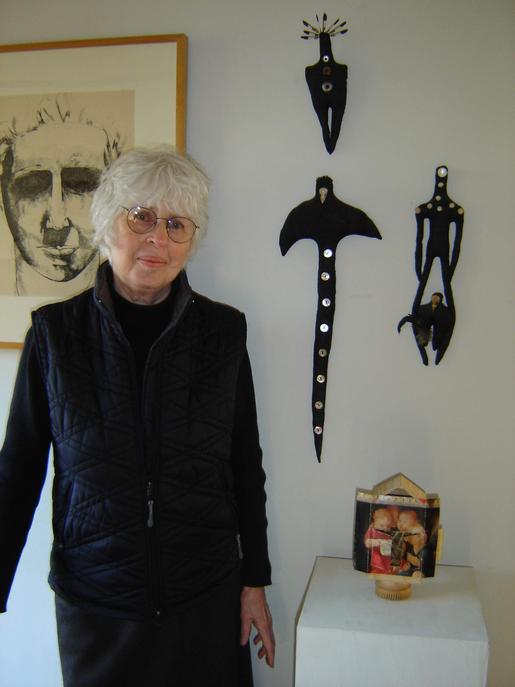 Joan Killion Memorial Exhibition at Guilford Art Center
