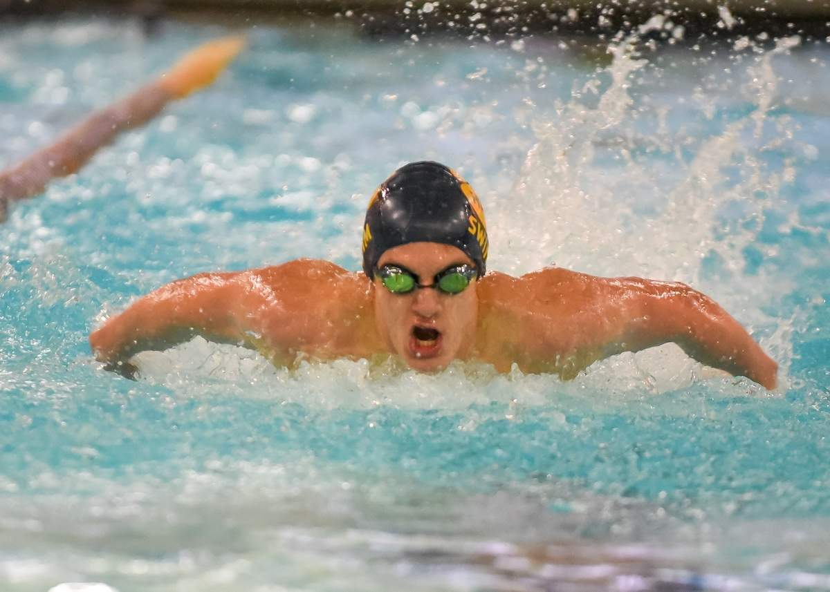 Elijah Houlton  100 Fly Photo by Kelley Fryer/The Source