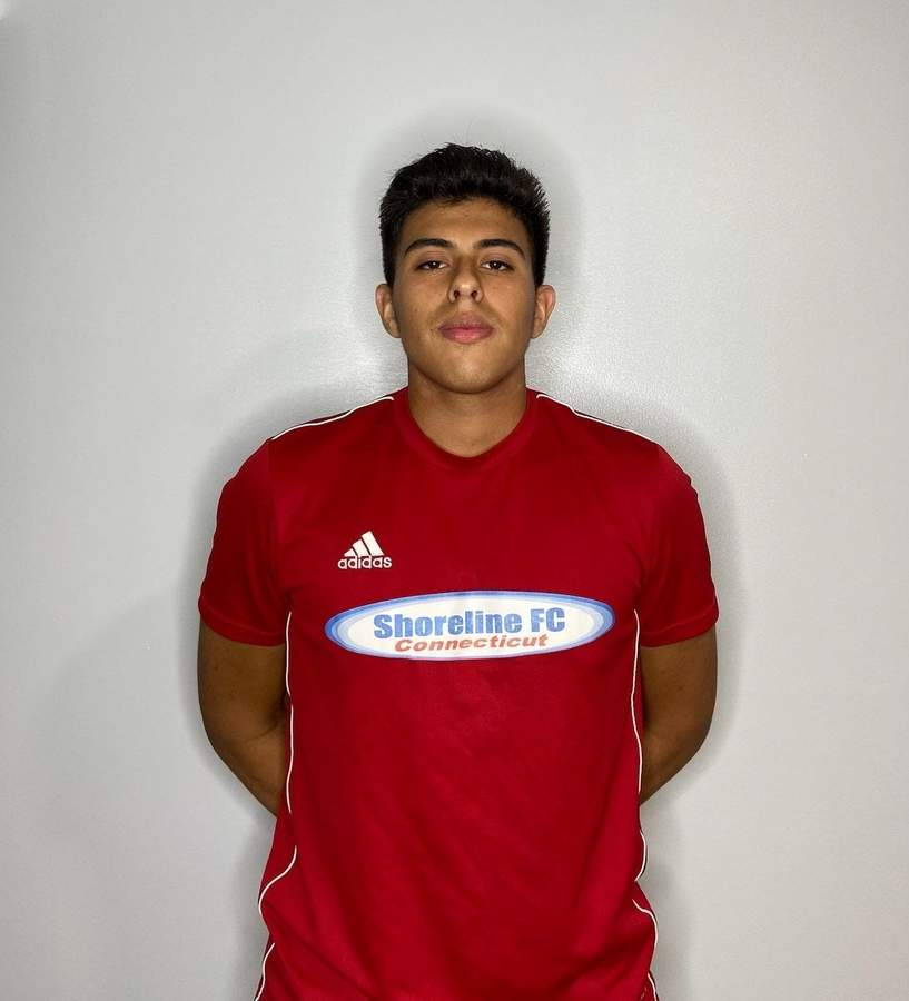 Gianmarco Presiado is a lifelong soccer fan who is looking forward to a productive senior season with the Yellowjackets. Photo courtesy of Gianmarco Presiado