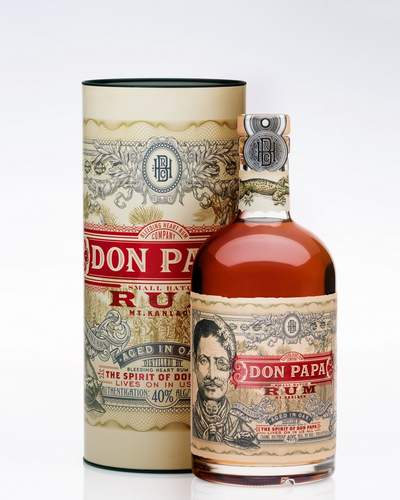 Don Papa Rum is now being sold in Connecticut and its website offers a variety of recipes.   Photo courtesy of Don Papa Rum